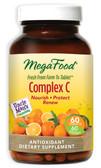 Buy Complex C 60 Tabs MegaFood Online, UK Delivery, Vitamin C Complex