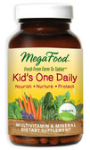 Buy Kid's One Daily 30 Tabs MegaFood Online, UK Delivery, Multivitamins For Children Wholefood Vitamins