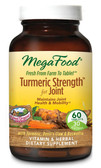 Buy Turmeric Strength for Joints 60 Tabs MegaFood Online, UK Delivery, Joints Bones Osteo Support Formulas Pain Relief Remedy