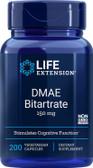 UK Buy Life Extension, DMAE Bitartrate, 150 mg, 200 Caps