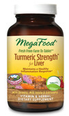 Buy Turmeric Strength for Liver 90 Tabs MegaFood Online, UK Delivery, Antioxidant Curcumin Liver Support Formulas Pain Relief Remedy Treatment