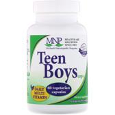 Buy Teen Boys Caps Daily Multi-Vitamin 60 Veggie Caps Michael's Naturopathic Online, UK Delivery, Gluten Free Tween Teenager