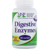Buy Digestive Enzymes 180 Caps Michael's Naturopathic Online, UK Delivery, Digestive Enzymes