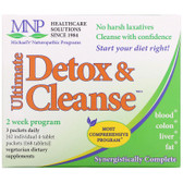 Buy Ultimate Detox & Cleanse 42 Packets Michael's Naturopathic Online, UK Delivery