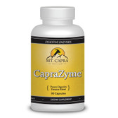 Buy CapraZyme 90 Caps Mt. Capra Online, UK Delivery, Enzymes