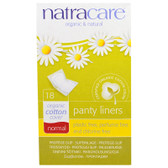 Buy Organic & Natural Panty Liners Normal 18 Panty Liners Natracare Online, UK Delivery, Women's Feminine Hygiene Personal Care