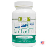 Buy Krill Oil DX 1000 mg 60 sGels Natural Dynamix Online, UK Delivery, EFA Omega EPA DHA