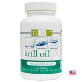 Buy Krill Oil DX 1000 mg 60 sGels Natural Dynamix Online, UK Delivery, EFA Omega EPA DHA