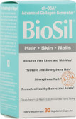 Buy BioSil ch-OSA Advanced Collagen Generator 30 Veggie Caps Natural Factors Online, UK Delivery, Bone Osteo Collagen Treatment Mineral Silica Silicon