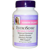 WomenSense EstroSense Balance 60 vCaps Natural Factors
