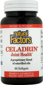 Buy Celadrin Joint Health 90 sGels Natural Factors Online, UK Delivery, Inflammation Remedies inflammatory response Treatment Celadrin