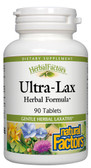 Buy Ultra-Lax Herbal Formula 90 Tabs Natural Factors Online, UK Delivery, Constipation Relief Gas Bloating Treatment Remedy Formulas