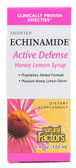 Buy Echinamide Active Defense Honey Lemon Syrup 5 oz (150 ml) Natural Factors Online, UK Delivery