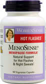 Buy WomenSense MenoSense Menopause Formula 90 Veggie Caps Natural Factors