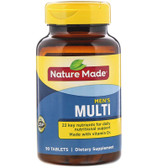 Buy Multi for Him No Iron 90 Tabs Nature Made Online, UK Delivery, Multivitamins For Men