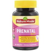 Multi Prenatal Complete Multi Vitamin/Mineral 90 Tabs Nature Made