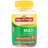Buy Adult Gummies Multi 90 Gummies Nature Made Online, UK Delivery, Gluten Free