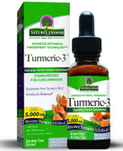 Buy Turmeric-3 Alcohol-Free 5 000 mg 1 oz (30 ml) Nature's Answer Online, UK Delivery, Antioxidant Curcumin