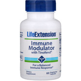 Life Extension, Immune Modulator with Tinofend, 60 Caps