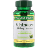 Buy Echinacea 400 mg 100Caps Nature's Bounty Online, UK Delivery