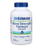 Life Extension, Bone Strength Formula with KoAct, 120 Caps, UK Shop