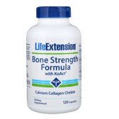 Buy Life Extension, Bone Strength Formula with KoAct, 120 Caps, UK Shop