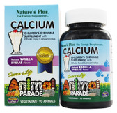 Calcium Children's 90 Chewables Source of Life Animal Parade, UK Store