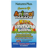 Buy Source of Life Animal Parade Kids Immune Booster Natural Tropical Berry Flavor 90 Animals