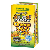 Omega 3/6/9 Junior Lemon 90 sGels Nature's Plus, UK