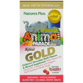 Buy UK Animal Parade Gold Children's Multi-Vitamin Cherry, 120 Chewables