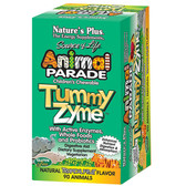 Children's Probiotics, Tummy Zyme Tropical Fruit 90 Animals Nature's Plus