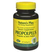 Buy Propolplus Propolis w/Bee Pollen 60 sGels Nature's Plus Online, UK Delivery, Bee Pollen