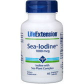 Buy UK Sea-Iodine 1000 mcg 60 Caps, Life Extension