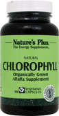 Buy Natural Chlorophyll 90 Veggie Caps Nature's Plus Online, UK Delivery,