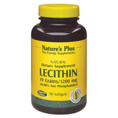 Buy Lecithin 1200 mg 90 sGels Nature's Plus Online, UK Delivery, Diet Weight Loss Lipotropic