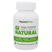 Buy Digestion Perfection GI Natural 90 Bi-Layered Tabs Nature's Plus Online, UK Delivery, Digestive Enzymes