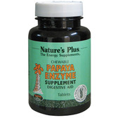 Buy Chewable Papaya Enzyme Supplement 360 Tabs Nature's Plus Online, UK Delivery, Digestive Enzymes