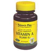 Buy Vitamin A 10 000 IU 90sGels Nature's Plus Online, UK Delivery, EFA Omega EPA DHA