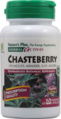 Nature's Plus, Herbal Actives Chasteberry 150 mg 60 Caps, UK Shop