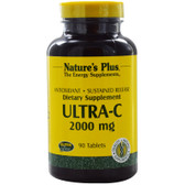 Buy Ultra-C 2000 mg 90 Tabs Nature's Plus Online, UK Delivery, Vitamin C