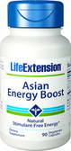 Life Extension Asian Energy Boost 90 Caps