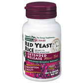 Buy Herbal Actives Red Yeast Rice 600 mg 120 Mini-Tabs Nature's Plus Online, UK Delivery,