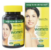 Buy Source of Life Women Multi-Vitamin and Mineral Supplement 60 Tabs Nature's Plus Online, UK Delivery