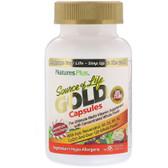 Buy Source of Life Gold Caps 90 Veggie Caps Nature's Plus Online, UK Delivery, Multivitamins