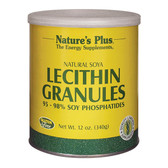 Buy Lecithin Granules Natural Soya 12 oz (340 g) Nature's Plus Online, UK Delivery, Diet Weight Loss Lipotropic
