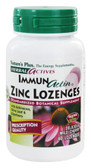 Herbal Actives Immun Actin Zinc Wild Cherry 60 Lozenges, UK Store