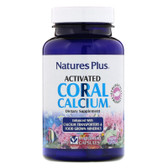 Buy Activated Coral Calcium 90 Veggie Caps Nature's Plus Online, UK Delivery, Mineral Supplements