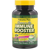 Buy Source of Life Immune Booster 90 Tabs Nature's Plus Online, UK Delivery, Cold Flu Remedy Relief Immune Support Formulas