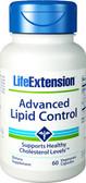 Life Extension Advanced Lipid Control 60 Caps
