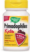 Buy Primadophilus Kids Cherry Flavor Chewables Ages 2-12 30 Tabs Nature's Way Online, UK Delivery, Probiotics Acidophilus